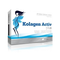 Olimp Kolagen Activ Plus x80 tabletek do ssania