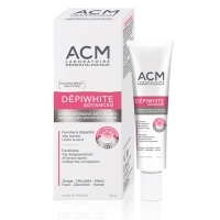 ACM Depiwhite Advanced krem depigmentujący 40ml