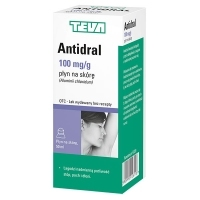 Antidral 100mg/g płyn 50ml