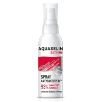 Aquaselin EXTREME spray antybakteryjny 50ml
