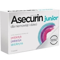 Asecurin Junior x10 saszetek