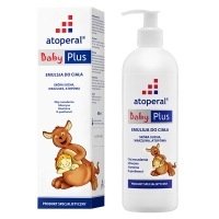Atoperal Baby Plus emulsja do ciała 400ml (d.w.)