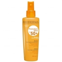 BIODERMA Photoderm SPF50+ MAX spray lekki spray ochronny 200ml