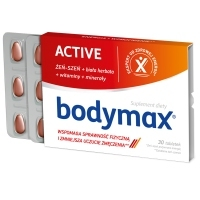 Bodymax Active x30 tabletek