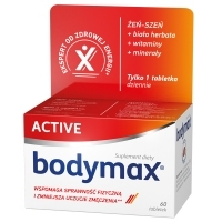 Bodymax Active x60 tabletek