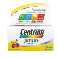 Centrum Junior x30 tabletek do ssania