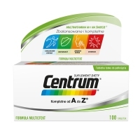 Centrum kompletne od A do Z x100 tabletek