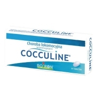 Cocculine x30 tabletek do ssania
