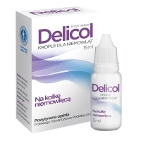 Delicol krople 15ml