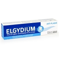 ELGYDIUM Anti-Plaque Antybakteryjna pasta do zębów 75ml