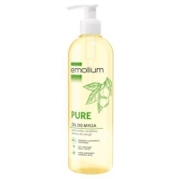 Emolium PURE żel do mycia 400ml