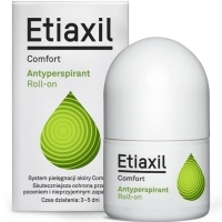 "Etiaxil Comfort antyperspirant roll-on 15ml <span style=""color: #b40000"">+ Etiaxil Comfort 5ml GRATIS</span>"