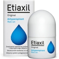 "Etiaxil Original antyperspirant roll-on 15ml <span style=""color: #b40000"">+ Etiaxil Comfort 5ml GRATIS</span>"