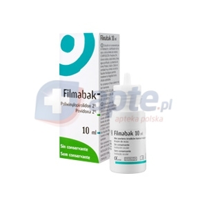 Filmabak krople do oczu 10ml
