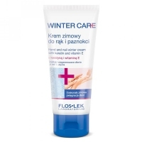 Flos Lek Winter Care krem zimowy do rąk i paznokci 100ml