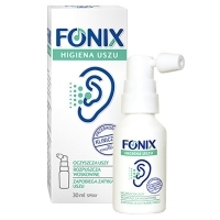 Fonix Higiena Uszu spray 30ml