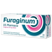 Furaginum US Pharmacia x30 tabletek