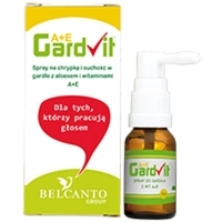 GardVit A+E spray do gardła 30ml