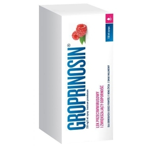 Groprinosin 250mg/5ml syrop 150ml