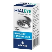 Hialeye 0,2% krople do oczu 10ml