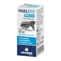 Hialeye Free 0,4% krople do oczu 10ml