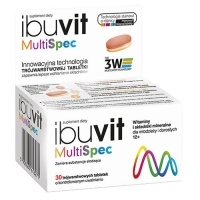 Ibuvit MultiSpec x30 tabletek