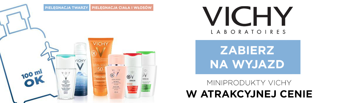 vichy miniprodukty travel
