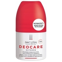 Iwostin Deocare Extreme antyperspirant roll-on 72h 50ml