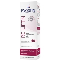 Iwostin Re-Liftin 40+ ujędrniający krem na noc 40ml