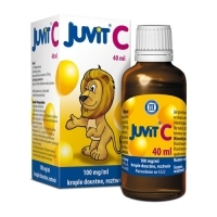 Juvit C 100mg/ml krople 40ml