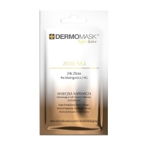 L'biotica Dermo Mask Night Active Złote Nici maseczka 12ml (d.w.)