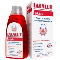 Lacalut Activ płyn do płukania ust 300ml