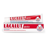 Lacalut Aktiv pasta do zębów 75ml