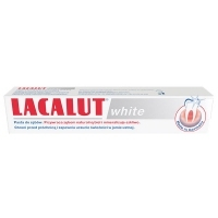 Lacalut White pasta do zębów 75ml