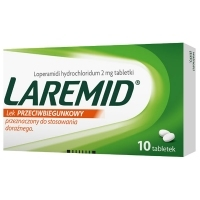 Laremid 2mg x10 tabletek