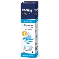 Marimer Baby izotoniczny spray do nosa 100ml