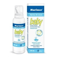 Marimer Baby izotoniczny spray do nosa 50ml
