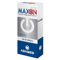 MaxON Active 25mg x8 tabletek