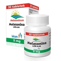Melatonina 5mg x30 tabletek