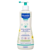 Mustela Stelatopia żel do mycia 500ml