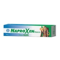 Naproxen Hasco 1,2% żel 50g