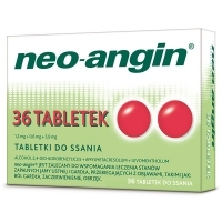 Neo-Angin x36 tabletek do ssania