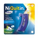 Niquitin Mini 1,5 mg x20 tabletek do ssania