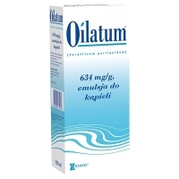 Oilatum 634mg/g emulsja do kąpieli 500ml