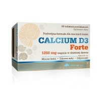 Olimp Calcium D3 Forte x60 tabletek