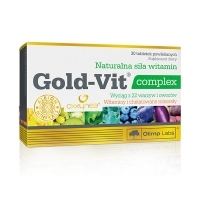 Olimp Gold-Vit complex x30 tabletek