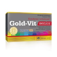 Olimp Gold-Vit senior x30 tabletek