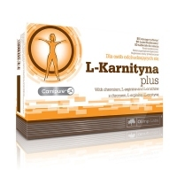 Olimp L-Karnityna Plus x80 tabletek do ssania