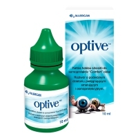 Optive krople do oczu 10ml