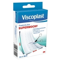 Plaster Viscoplast Supermocny Prestovis Plus 1m x 8cm